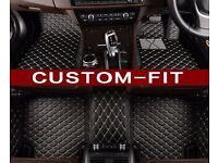 Hand-cut, machine stitched 100% attention to quality BMW/AUDI/MERC/HONDA/MAZDA ECT....