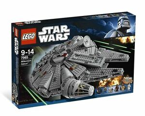 LEGO : Item 7965 : Millennium Falcon (Star Wars)