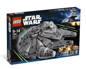LEGO : Item 7965 : Millennium Falcon (Star Wars)