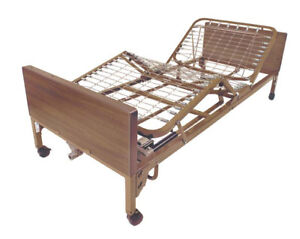 Brand new Full Electric hospital Bed in box + Warranty*+No Tax B