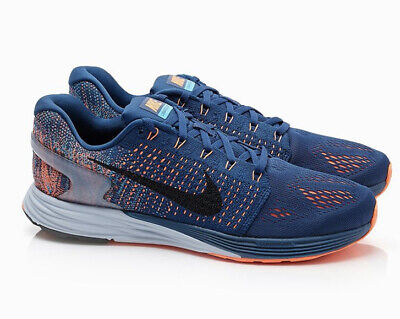 Nike Lunarglide 7 Running Shoes UK 10 Brand New Dynamic Support Flyknit
