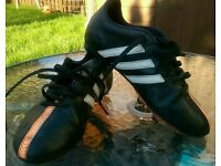 Adidas 11Nova football boots - size 5.5