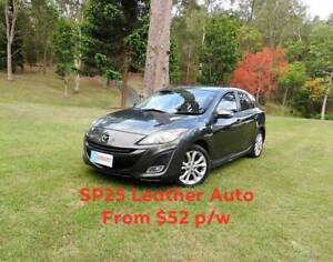 FROM $52P/w 2009 Mazda Mazda3 SP25 Automatic FINANCE Tallai Gold Coast City Preview