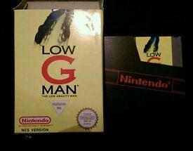 Low G Man - NES