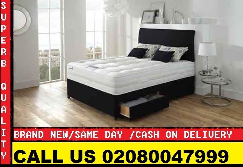 Amazing Offer small double single kingsize Base Beddingin North West London, LondonGumtree - SELECT 1 CLASSIC DOUBLE bed Only 49SELECT 2 CLASSIC DOUBLE bed With 9 Sprung 89SELECT 3 CLASSIC DOUBLE bed With 10 Ortho 109SELECT 4 CLASSIC DOUBLE bed With 11 MEM FOAM 135