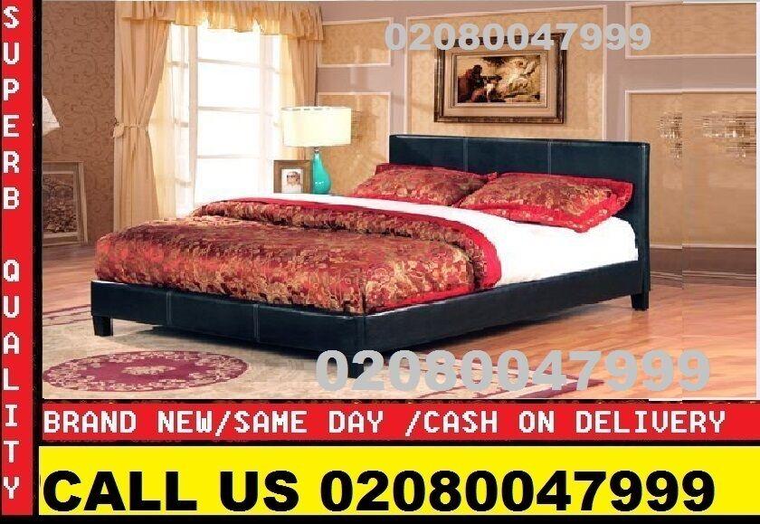 Amazing Offer STANDARD Small Double Single Kingsize Base Beddingin Stratford, LondonGumtree - SELECT 1 CLASSIC DOUBLE bed Only 39SELECT 2 CLASSIC DOUBLE bed With 9 Sprung 69SELECT 3 CLASSIC DOUBLE bed With 10 Ortho 79SELECT 4 CLASSIC DOUBLE bed With 11 MEM FOAM 99