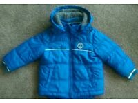 Winter jacket age 3-4 yrs