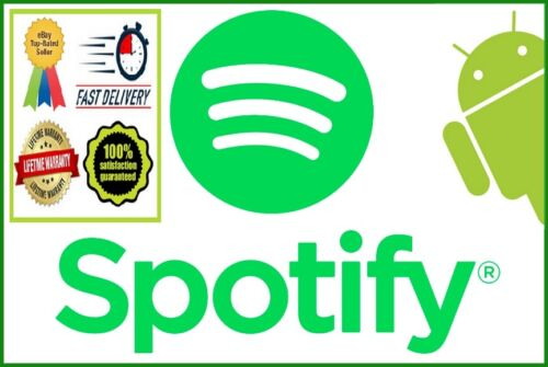 Spotify® 🎶 🎧LIFETIME APP🎧 🎵 🔓UNLOCK ALL PREMIUM FEATURES🔓🎵 📱ANDROID📱