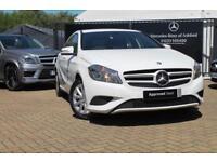 Mercedes-Benz A Class A180 CDI BLUEEFFICIENCY SE (white) 2013-05-30