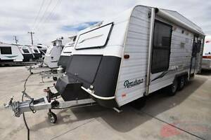 Roadstar The Grange Caravan - 20ft, Large club lounge, island bed Wodonga Wodonga Area Preview