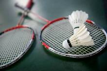 Badminton partner/opponent wanted Brisbane southside Brookwater Ipswich City Preview
