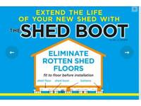 80 shed boots
