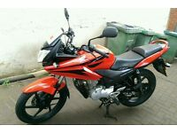 Honda CBF 125 Only 5799 miles (Excellent Condition)