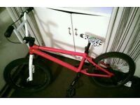 BMX custom bike