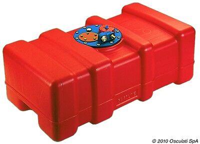 Plastic Fuel Tank 53 Litres - OSCULATI PT53