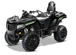 2017 Arctic Cat ALTERRA TVR 550 XT