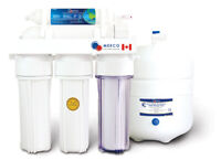 Water Purification Systems 5 Stages, $269