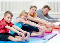Now Registering for FAMILY YOGA!