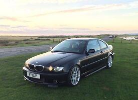 BMW e46 318 2.0L M SPORT COUPE 2003 (53)