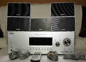 Sony STR-K900 AV Receiver 5.1 channel Home Theatre System
