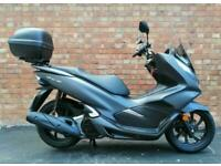 2020 Honda PCX 125, Only 137 with extras