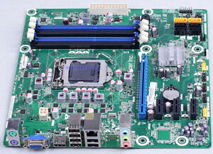 Gateway Intel Desktop Motherboard DX4860, s1156, IPISB-VR Rev: 1