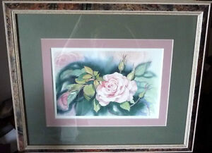 "L/Edition, Hand Signed Mary-Dawn Roberts, ""Gardener's Treasure"""