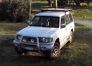 URGENT - 4x4  Mitsubishi Pajero - Great Condition! Perth Perth City Area Preview