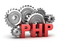 PHP/MySQL Database Application Developer / Programmer Available