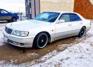 Nissan cima y33 rhd q45 1998