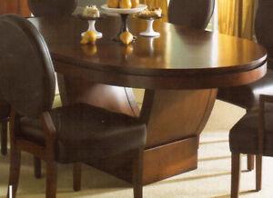 Shermag Radius Dining Table