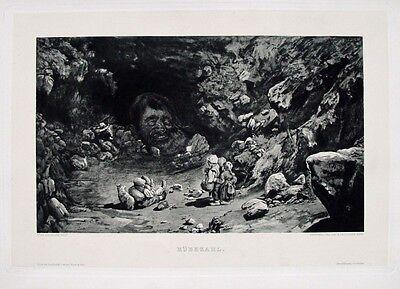 Hans Schwaiger Prag Rübezahl Berggeist Schrat Riesengebirge Riese Märchen Sage