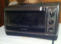 Black and Decker Convection/Toaster Oven