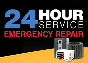 AIR CONDITIONING & FURNACE 24/7 Maintenance, Service, Repairs!!!