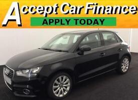 Audi A1 1.6TDI ( 105ps ) Sportback 2013MY Sport FROM £46 PER WEEK!