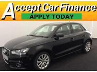 Audi A1 1.6TDI ( 105ps ) Sportback 2013MY Sport FROM £51 PER WEEK!
