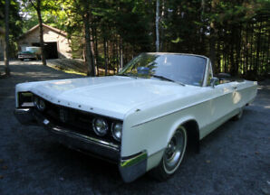 Chrysler Newport convertible 1967