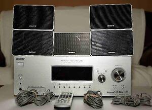 Sony STR-K900 AV Receiver 5.1 channel Home Theatre System