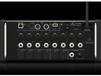 Behringer XR16 Digitial Mixer & USB Recorder 7 Month Warranty Powered by Midas + 32 Built in Effects