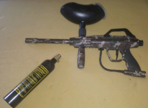Tac 5 Recon paintball gun