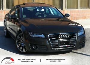 2014 Audi A7 3.0T Technik| Navigation| Blind Spot | 360 Camera