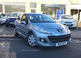 Peugeot 207 1.4 75 Active 5dr - WITH WARRANTY