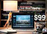 Social Media Management and Creation service for 99$