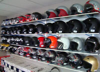 Scooter and Open Face Helmets from $39
