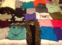 Lot of Women's Size XS & S clothing