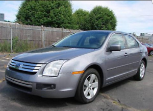 2006 Ford Fusion 5 speed