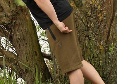 Korda Kore Jersey Shorts Olive / Carp Fishing Clothing