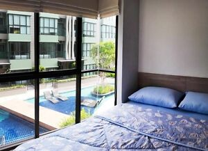 Beautiful condo for rent/sale on Cha-am beach, Thailand