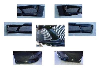 Mercedes S- Klasse W220 Frontspoiler AMG Look. Ansatz. 10.1998-10.2002