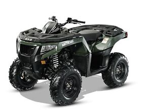 Brand new Arctic Cat XR 700 efi auto only $6999